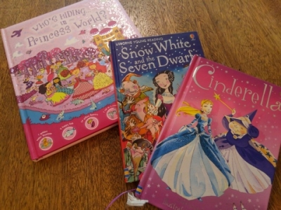 Princess Books