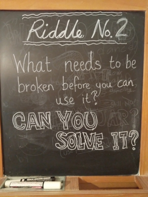Riddle No. 2